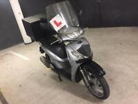 Honda Sh 125cc Scooter (Not Pcx Vision Lead Dylan Forza)