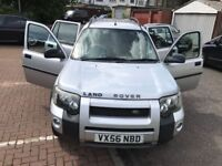 2006 Land Rover Freelander 2.0 TD4 HSE Station Wagon 5dr Automatic HPI Clear @07445775115