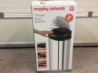 Morphy Richards kitchen bin new