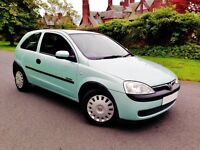 Immaculate well cared for Corsa. Long MOT. Many photos.