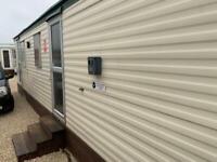 2 bedroom static caravan house furnished £450 pcm bills included