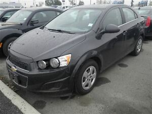2015 Chevrolet Sonic Ltautoairback UP Camremote Start