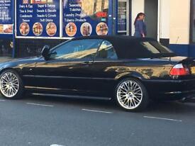 BMW 318 Convertible