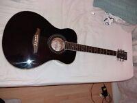 John Hornby skewes vintage acoustic guitar, excellent condition!
