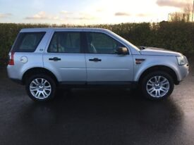 2007 LAND ROVER FREELANDER 2 2.2 TD4 HSE 5 DR 4X4 STATION WAGON AUTOMATIC IMMACULATE