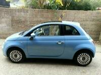 FIAT 500 LOUNGE BLUE 2012 For Sale in WHITSTABLE KENT