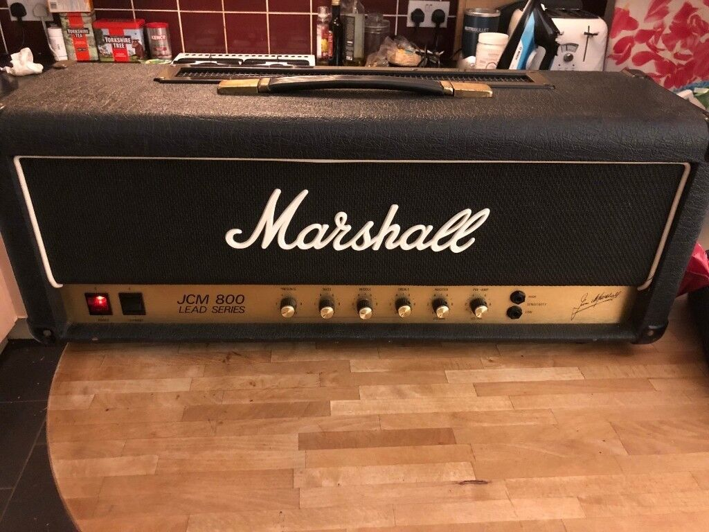 marshall amp serial number identification