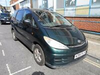 TOYOTA PREVIA GLS AUTOMATIC 7 SEATER MULTISPACE MPV AIRCON CD MOT ALL ELECTRICK PACK