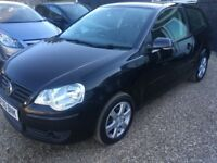 VOLKSWAGEN POLO 1.2 MATCH HATCH 3DR 2009*IDEAL FIRST CAR* CHEAP INSURANCE* EXCELLENT CONDITION