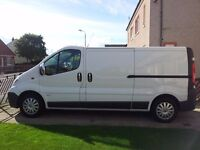Vauxhall Vivaro Van 09 Reg Excellent Condition