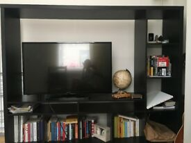 Black Ikea Bookcase - not a scratch!