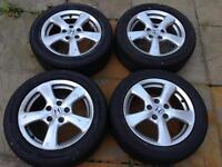 Honda Civic alloy wheels £60