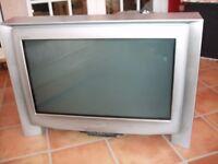 FREE - Big ol TV & Video Recorder