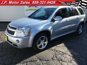 2009 Chevrolet Equinox Sport, Automatic, Navigation, Leather, Su