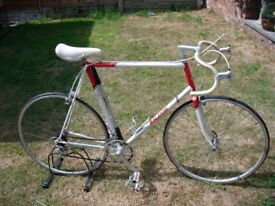Vintage Classic Raleigh Racer.