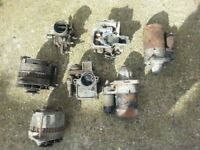ford escort orion starters alternators vv carbs weber carb