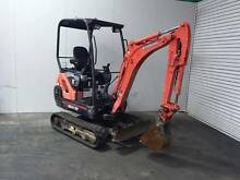 Kubota KX41-3V 2012 1.6t mini excavator 2953hrs Welshpool Canning Area Preview