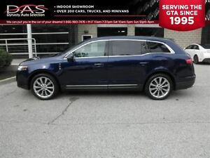 2011 Lincoln MKT EcoBoost Navigation/Panoramic Roof/Leather