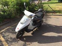 Yamaha vity 125 like Honda ps sh pcx