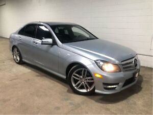 2013 Mercedes-Benz C250 ! SUNROOF! WINTER TIRES ON RIMS INCLUDED