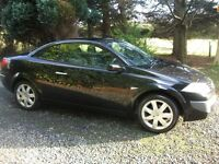 Cheap 2009 Megane Convertible, £1,875 ono Trade in Considered