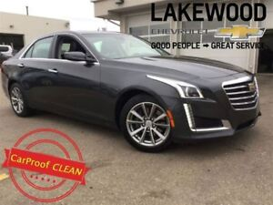 2017 Cadillac CTS 3.6L Luxury(Nav, Sunroof, Back Up Cam)