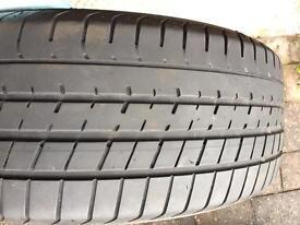 205 45 17 pirelli run flat 7mm