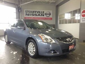 2012 Nissan Altima 2.5 S (CVT) Nissan CPO Low Rates and Warranty