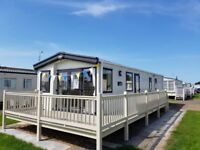 ABI ASHCROFT 2016 SITED ON NORTH SHORE, SKEGNESS ''SITE FEES & FULL WRAP AROUND DECKING INCLUDED''