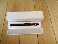 Apple Watch space grey 42mm sports strap