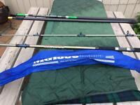 MG 1000 beachcaster fishing rod