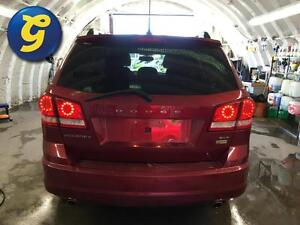 2011 Dodge Journey SXT*SUNROOF*8.4-IN TOUCH SCREEN CD/DVD/MP3 PL Kitchener / Waterloo Kitchener Area image 6