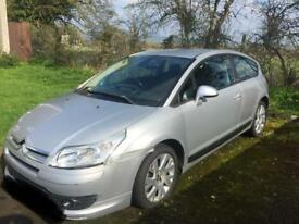 Citroen c4 spares and repairs (no m.o.t)