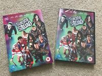 Suicide squad DVD - brand new
