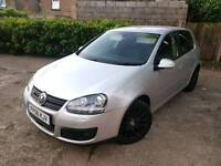 CHEAP VOLKSWAGEN GOLF GT TDI 170 BHP AUTOMATIC DSG PADDLE SHIFT MK5 FOR QUICK SALE