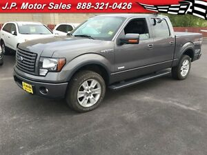 2012 Ford F-150 FX4, Crew Cab, Automatic, Leather, 4x4