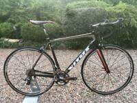 Vitus Vitesse Evo Team Carbon Road Bike Dura Ace 9000 mavic FSA trek giant canyon specialized