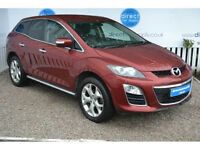 MAZDA CX-7 Can't get car finance? Bad credit, unemployed? We can help!