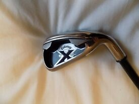 A Callaway X 20 No.6 iron for sale.