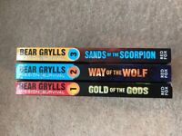 Bear Grylls books Mission Survival Collection