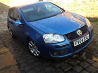 2005 vw golf 2.0 gttdi 6 speed 96k gti front and alloys bargain priced to go anytrial px swap