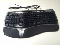 Microsoft Natural Ergonomic 4000 USB keyboard, boxed