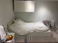 self-contained studio flat to let @ E10 7DY all bills inclusive excellent location available 1 Dec !