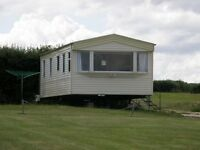2 Bed static caravan for sale at beautiful and peaceful Berry Barton, Branscombe, Devon