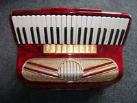 Hohner Musette IV Accordian (full size)