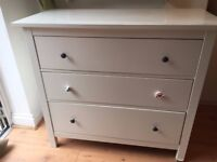 Chest of drawers for kids - price £100, selling for £29 (IKEA HEMNES model)