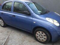Nissan Micra 1L Blue £495 2003