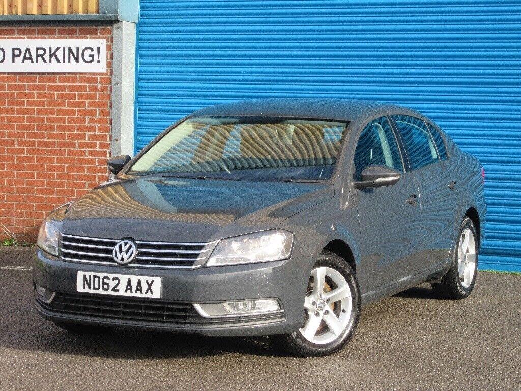 Volkswagen Vw Passat 1.6 TDI Bluemotion 1 owner £30 Tax Manual New Mot DAB