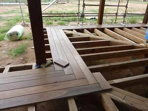 Merbau Deck Builder Decking  From $150 per m2 Whitehorse Area Preview