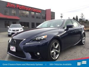 2015 Lexus IS 350 Executive Package